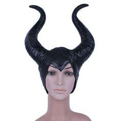 Maleficent Halloween Mask - Latex - Cosplay
