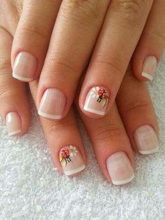My faverite nail designs Ladybug Nails, Nail Art Designs, Nail Polish Designs, Nagel Gel, Creative Nails, Stylish Nails, Manicure And Pedicure, Spring Nails, Toe Nails