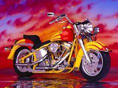 Choppers - fonds d'écran HD: http://wallpapic.be/transport/choppers/wallpaper-27654