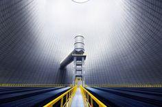 power grid room