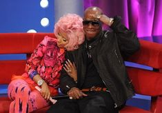 """Birdman Says Nicki Minaj Is The """"Best Female Ever In Hip-Hop""""  