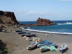 Fotografía de la Playa de El Burrero