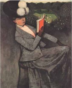 .:.Portrait of a Lady— Karl Walser