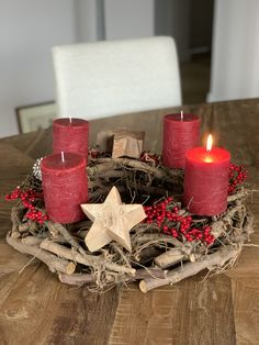 Hygge, Pillar Candles, Inspiration, Table Decorations, Blog, Christmas, Trends, Home Decor, Ideas For Christmas