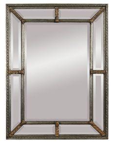 Signature Collection Marseilles Rectangular Decorative Mirror