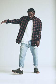 Kendrick Lamar x Reebok Classic Leather Lux Olive Gum