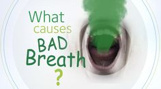 you call it bad breath or halitosis, it's an unpleasant condition that's cause for embarrassment. Learn about the causes, treatment and prevention of bad breath.Whether you call it bad breath or halitosis, it's an unpleasant condition that's cause . Chronic Bad Breath, Dental Practice Management, Dental Videos, Small Intestine Bacterial Overgrowth, Bad Breath Remedy, Persistent Cough, Oral Health, Breathe, Remedies