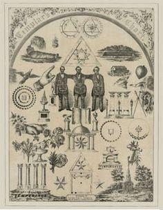 Knights Templar Rite Masonic Symbols
