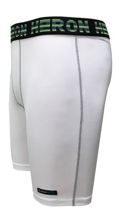 HERON WHITE TACKLE PANTS  SIDE2   #soccer   #polypropylene  #fitness  #sportswear  #sports #pants #innerwear Heron, Sportswear, Soccer, Fitness, Pants, How To Wear, Trouser Pants, Football, Herons