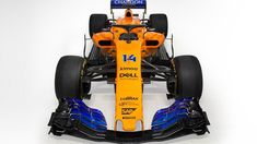 McLaren: Papaya orange and Renault engine for 2018    McLaren reveal the car they hope will return them to at least relative competitiveness in the 2018 season.   http://www.bbc.co.uk/sport/formula1/43162270