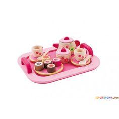 SEVI vassoio da tè - Giochi e giocattoli in legno