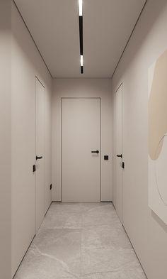 Home Room Design, Bathroom Interior Design, Light Luz, Halls, Corridor Design, Modern Villa Design, Minimalist Interior, My New Room, Ceiling Design