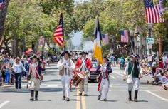 Here's the July Datebook and Calendar of Events for Santa Barbara County from Santa Barbara Seasons Magazine. Fourth of July Parade, courtesy photo. http://sbseasons.com/2017/06/july-datebook-and-cultural-events-calendar/ #sbseasons #sb #santabarbara #SBSeasonsMagazine #JulyDatebook #JulyCalendar #ThingstodoinSantaBarbara  To subscribe visit sbseasons.com/subscribe.html