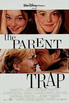 The Parent Trap is one of my favorite movies, makes me feel happy and remember the good parts of my childhood