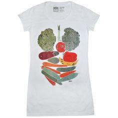 Camiseta VEGGIES