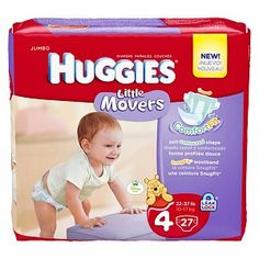 Keep your #activetoddler #dry with #Huggies #LittleMovers. #SaveMoney with this #coupon