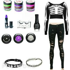 Polyvore outfit
