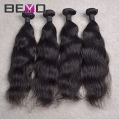 Beyo Hair 4 Bundles Malaysian Virgin Hair Natural Wave 7A Virgin Hair Bundle Deals Malaysian Curly Weave Human Hair Extensions -  http://mixre.com/beyo-hair-4-bundles-malaysian-virgin-hair-natural-wave-7a-virgin-hair-bundle-deals-malaysian-curly-weave-human-hair-extensions/  #HairWeaving