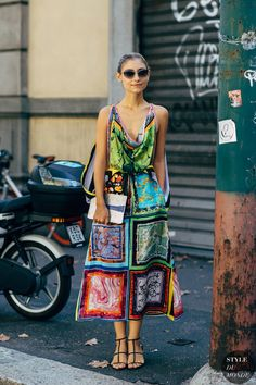 Milan Fashion Week Street Style Just Landed — and We Are Here For All the Outfit Inspo Street Look, Street Chic, Look Fashion, Fashion Photo, Trendy Fashion, Womens Fashion, Trendy Style, Outfits Inspiration, Style Icons Inspiration