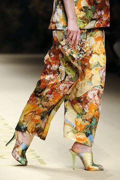 Laura Biagiotti Primavera 2014 Semana de la moda de Milán Revista Ellas