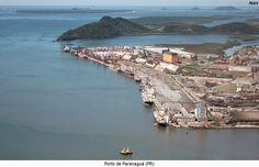 Portos de Suape e Paranaguá sob suspeita de fraude