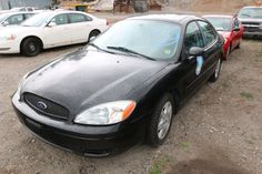 2005 Ford Taurus, VIN/Serial #1FAFP53U05A290295. Odometer reading: 82001. Will not pass NYS Inspection subframe and floor panels rusted out.