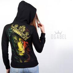 Fierce #rasta jrs hoodie in stock. #ogabel #ogabelcollection