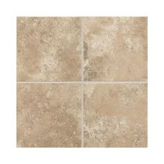 Stratford Place 18 in. x 18 in. Willow Branch Ceramic Floor and Wall Tile-SD9218181P2 at The Home Depot