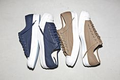 "Converse Jack Purcell ""Jungle Cloth"" Pack"