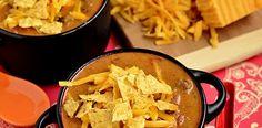 Alle+heerlijke+smaken+van+een+taco+komen+samen+in+deze+soep!