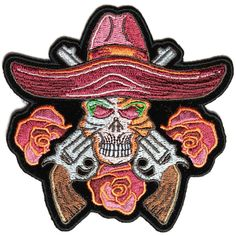 Amendment Patches: Show your Support for the Amendment with our Pro Gun Rights Patches. Iron on to hats or shirts or sew them on. Pick small or large Amendment Support Patches for your Clothing Skull Patches, Guns And Roses, Cowboy Boots, Shoulder Bag, Sewing, Bags, Handbags, Dressmaking, Couture