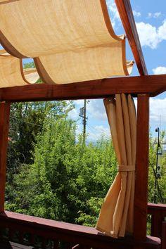 34 Ideas De Cortinas Para Pergolas En 2021 Cortinas De Patio Cortinas Al Aire Libre Sala De Exterior