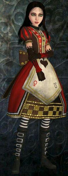 """Alice """" Royal Suit"""""""