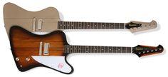 "Epiphone by Gibson Limited Edition Joe Bonamassa ""Treasure"" Firebird-I"