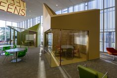 Gallery of Billings Public Library / Will Bruders & Partners - 13
