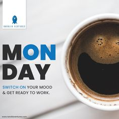 Do you lack enthusiasm and inspiration on Monday morning? If you're saying yes, then you might have circumstances of the Monday Blues. But, a good mood can help you with your work productivity. Although life is tough. So it's better to be in a good mood to make your work simpler and more accessible. . . #ranoliaventures #digitalmarketingagency #digitalmarketing #onlinemarketing #marketing #socialmediamarketing #socialmedia #mondayblues #mondayvibes #Monday
