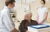 A woman's mouth can say a lot about osteoporosis