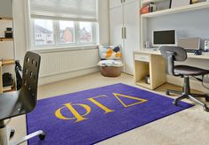 Buy a licensed Phi Gamma Delta Fraternity Logo Rug . Show your Fiji pride. Rug Rats is a trusted name in custom rugs. Free Samples. Free Shipping.