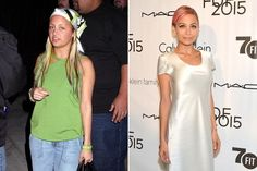 Classed Up: Reality TV Stars Then vs. Now - Nicole Richie