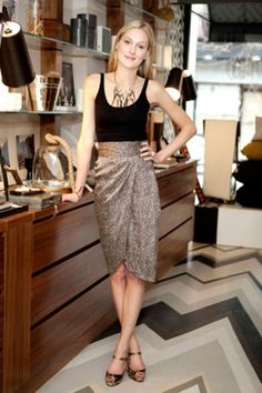 Style Trend: Tulip Skirts http://findgoodstoday.com/womensfashion