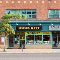 Whether you live, work and/or play in this city, these bookstores are essential to life in Toronto.