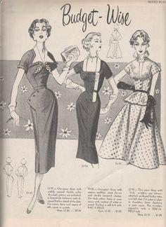 Modes Royale 1953