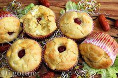 Di gotuje: Muffiny z gotowanym jajkiem i mini kabanoskami
