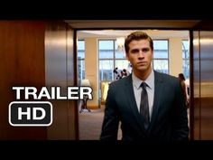 Paranoia Official Trailer #1 (2013) - Liam Hemsworth, Amber Heard Movie HD - YouTube