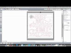 ▶ Creating weeding lines with Silhouette Studio - YouTube