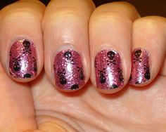 Sally Hanson Salon Effects  Headbanger by styrch, via Flickr
