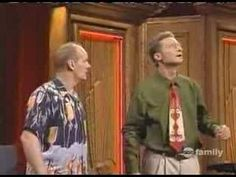 the funniest TV show ever created! Whose Line is it anyways? Sound Effects: Noah .... especially love the voice of god ....
