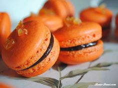 A macaron story: Baking-Of (in Spanish)