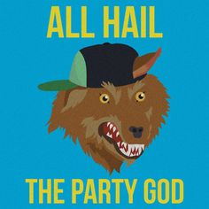 THE PARTY GOD