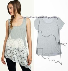 DIY เสื้อยืด (6)